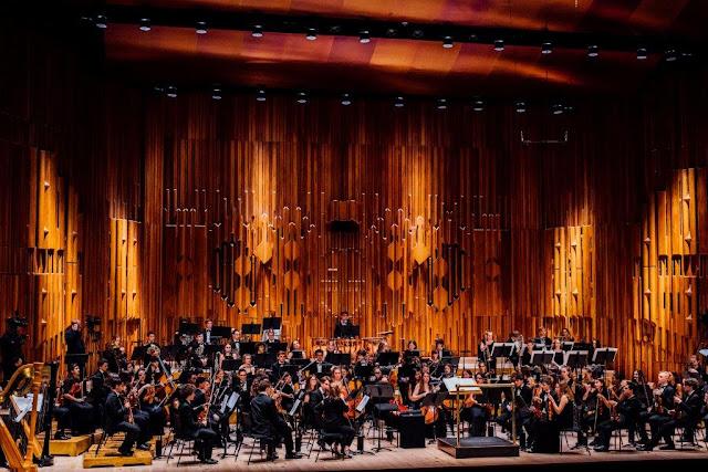 The London Schools Symphony Orchestra