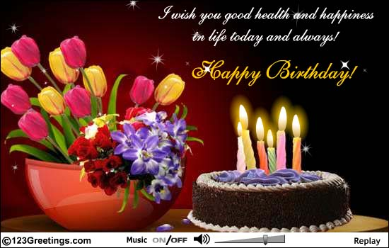 Happy Birthday Cards Online Free