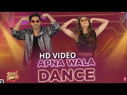 Apna Wala Dance lyrics Street Dancer 3D