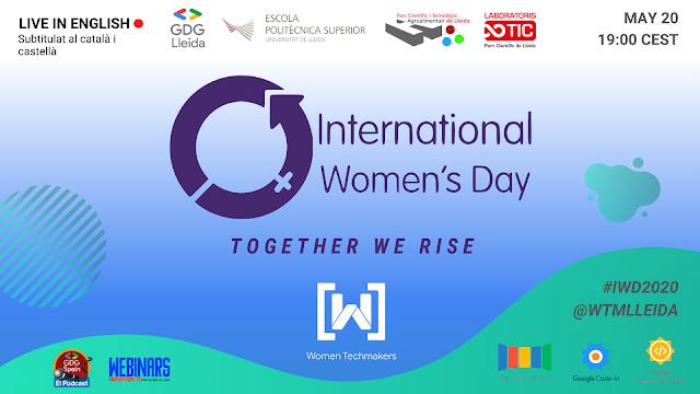 Dia Internacional de la Dona 2020 - Event online