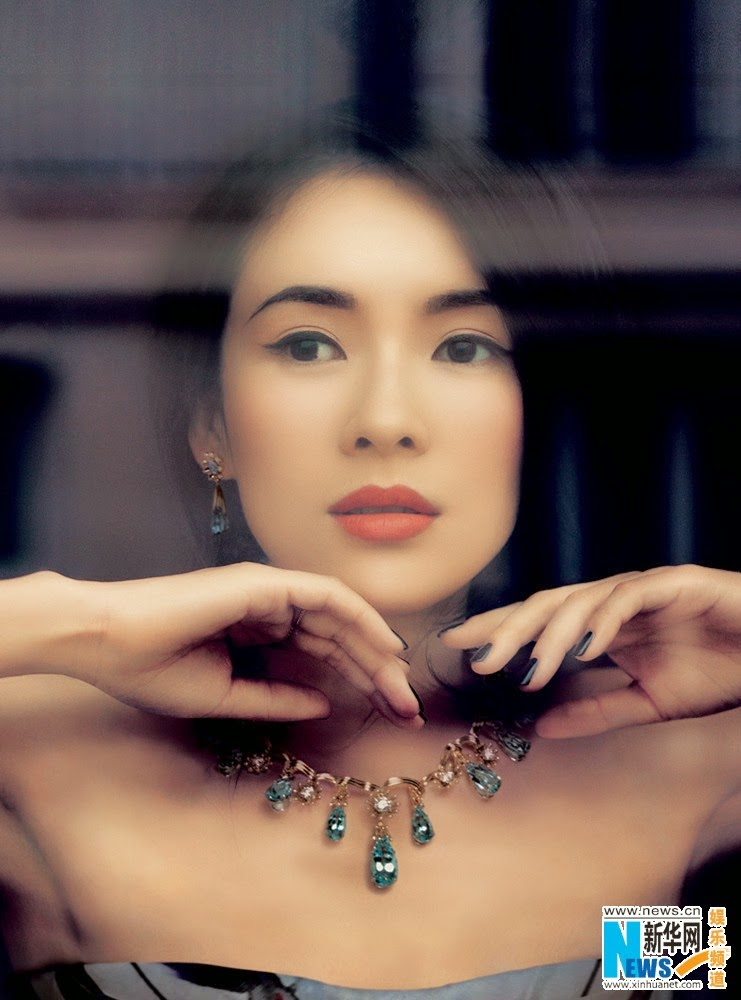 Zhang Zhi Yi Nude 66