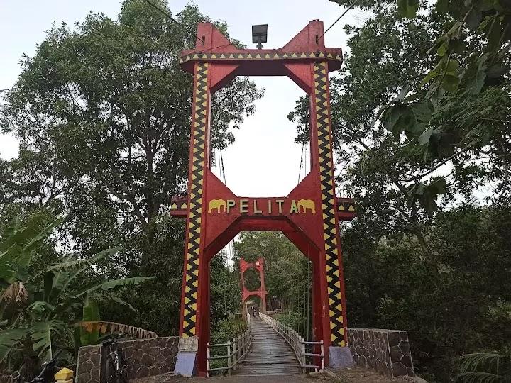 Jembatan Pelita Sumbersari Metro Selatan Kota Metro Lampung: Tiket Masuk, Alamat, Jam Buka