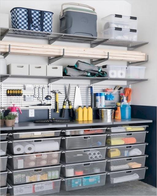 garage shelving ideas storage