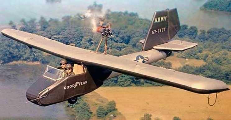 Goodyear Inflatoplane başarılı olması beklenen ama başarılı olamayan bir başka uçak projesiydi.