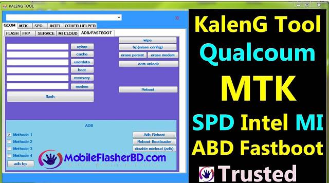Download Kaleng Tool Qualcomm Mtk Spd Mi Unlock Reset Flash Tool Download
