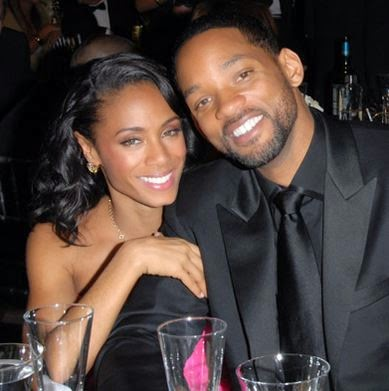 will-smith and wife