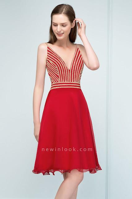 Quinceanera V-neck Spaghetti Short Beading Tulle Dama Dresses