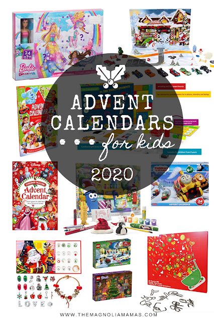 Advent Calendar Ideas for Kids