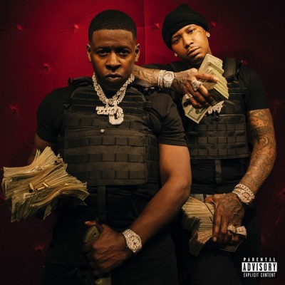 Moneybagg Yo & Blac Youngsta - Code Red (2020) - Album Download, Itunes Cover, Official Cover, Album CD Cover Art, Tracklist, 320KBPS, Zip album