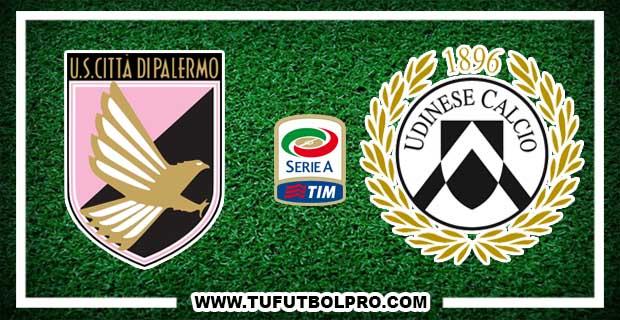 Ver Palermo vs Udinese EN VIVO Por Internet Hoy 27 de Octubre 2016
