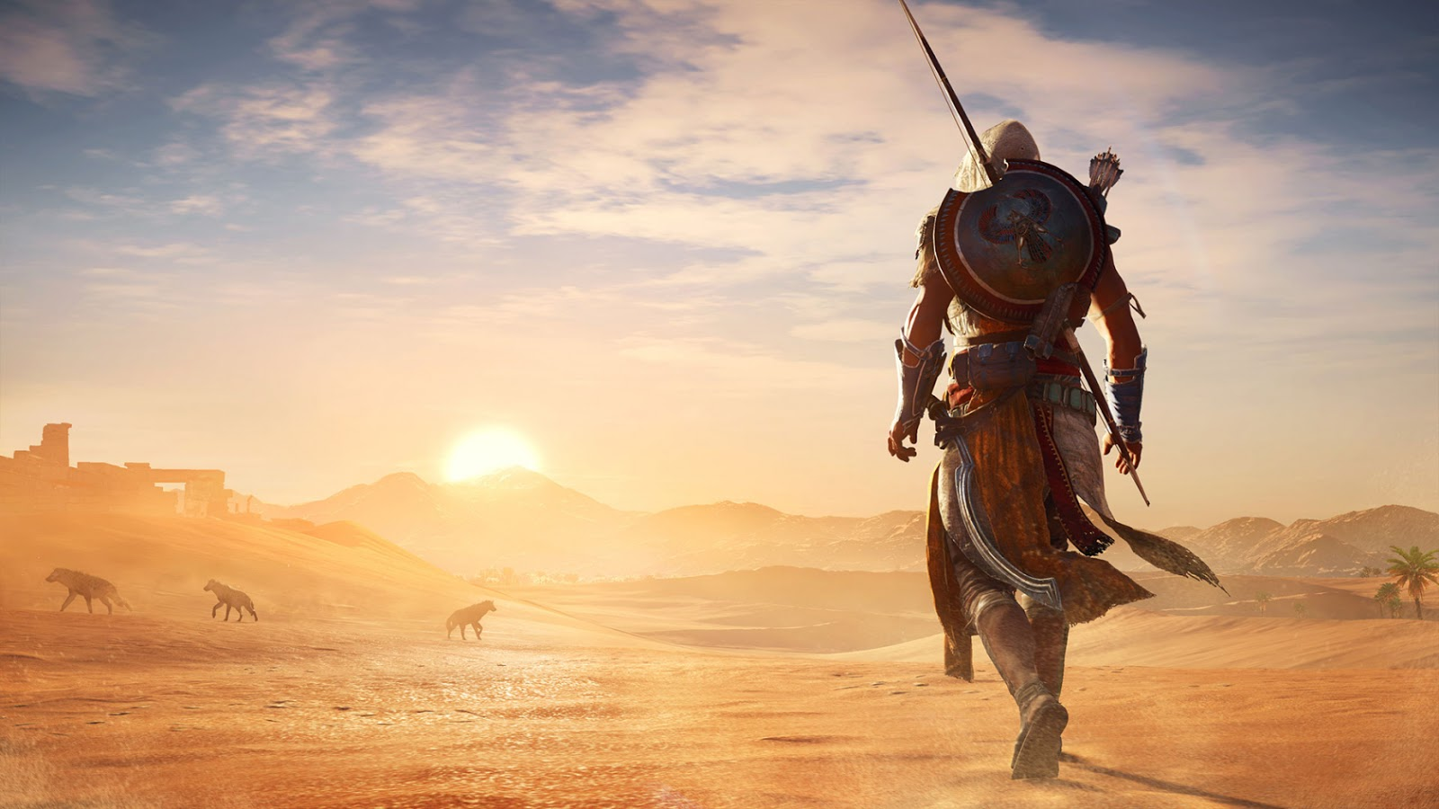 Ubisoft releases PC specs for Assassin's Creed: Origins