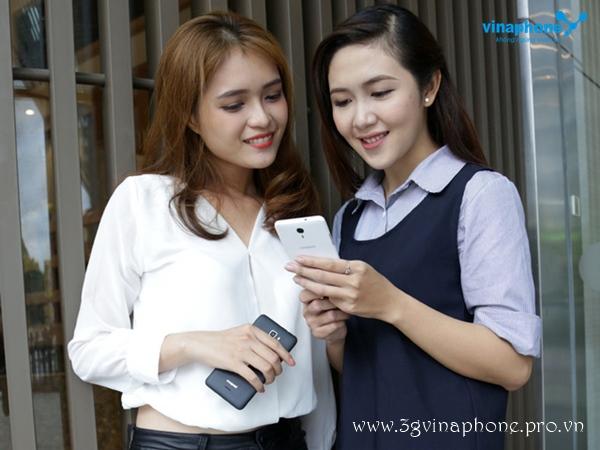 Tổng hợp các gói cước 3G sinh viên mạng Vinaphone