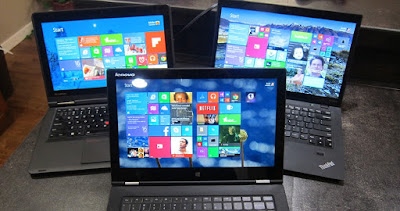 Lenovo Thinkpad Yoga & Ideapad Yoga 0