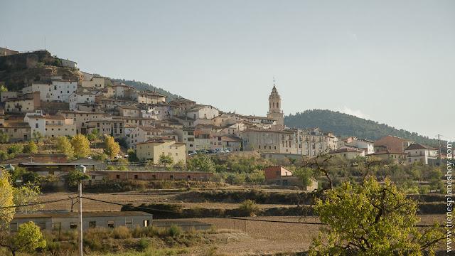 Peñarroya de Tastavins escapada Matarraña pueblos bonitos
