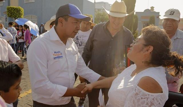 Un municipio mas equitativo: Mundo Tlatehui
