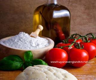 Breadmaker Pizza Dough Recipe