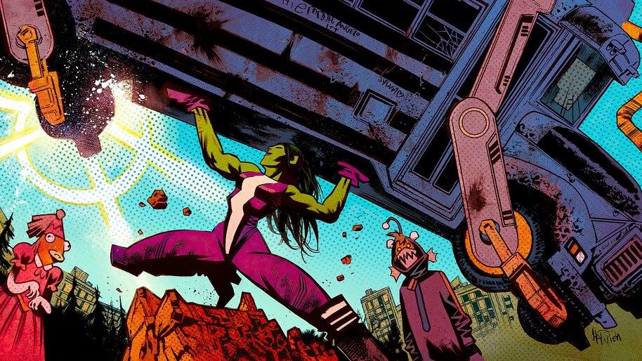 Fortnite She Hulk Chapter 2 Season 4 Loading Screen 4k Wallpaper 7 2528