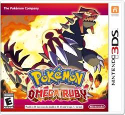 Rom Pokemon Rubi Omega 3DS