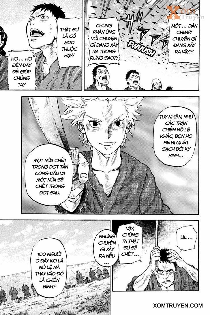 Horizon (okada takuya) chap 46 trang 7
