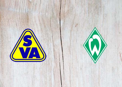 Atlas Delmenhorst vs Werder Bremen - Highlights 10 August 2019