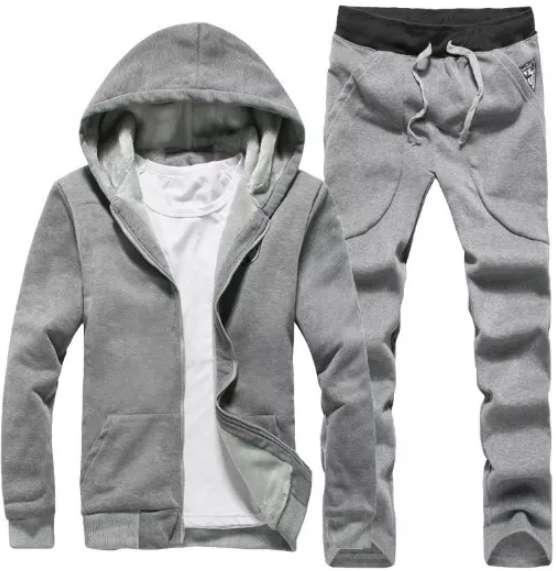Tracksuit Men Sport Fashion clothes