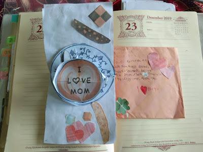 Membuat Pop Up untuk Hari Ibu