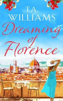 Dreaming of Florence by T.A. Williams book cover