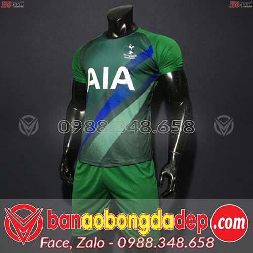 Áo Tottenham Màu Xanh Lá 2020 Training 7