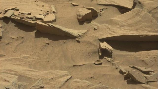 ¿NASA ha encontrado una prueba de vida en Marte?