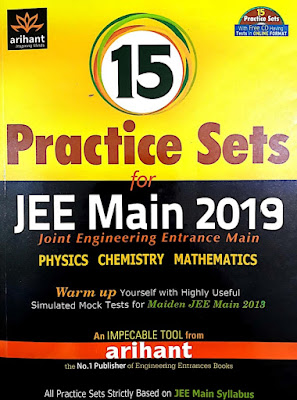 Arihant jee main practice set papers pdf download iitmind