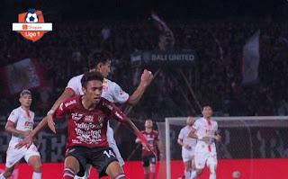 Bali United vs Persija Jakarta 1-0 Highlights
