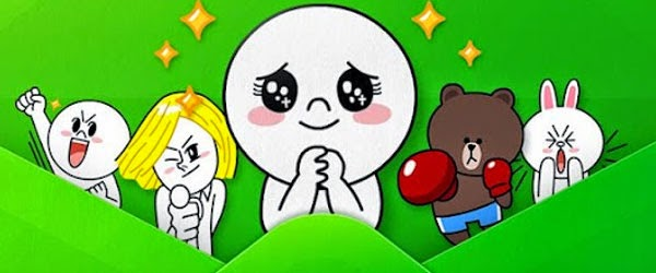 Download Sticker Line Gratis