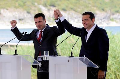 Ο Ζάεφ «ξέχασε» εντελώς το… Βόρεια: Πάμε για μία ευρωπαϊκή Μακεδονία