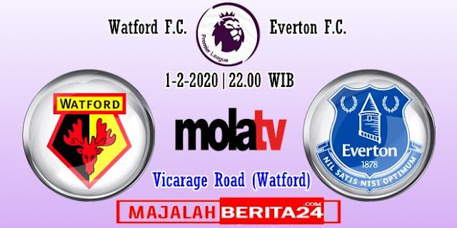 Prediksi Watford vs Everton — 1 Februari 2020