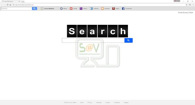 Search.emailaccessonline.com (Hijacker)