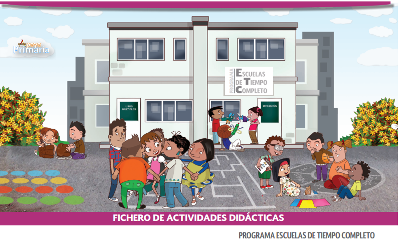 Ficheros de actividades did cticas para escuelas de tiempo for Actividades que se realizan en una oficina wikipedia