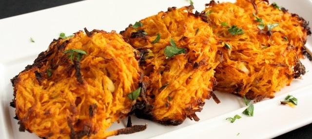 How to Make Sweet Potato Rosti