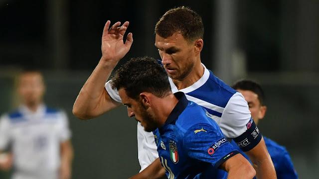 إيطاليا ضد البوسنة