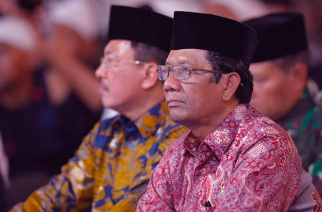 Beredar Kabar Ada Reshuffle Kabinet, Menkopolhukam Dijabat Polisi & BIN dari TNI AD