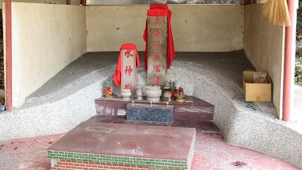 竹塘鄉水神傳說木棉花季 新廣村木棉花道迎遊客