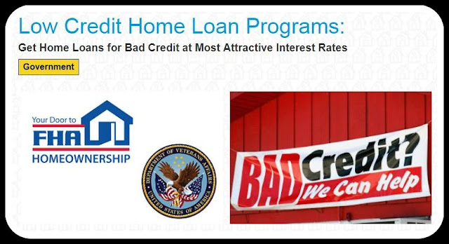 Low Credit Loans >> Fha Vs Conventional Choose The Right Home Loan For Low