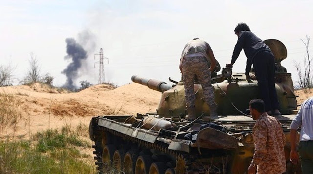 Η Λιβύη τάφος των Τούρκων και των μισθοφόρων του Ερντογάν