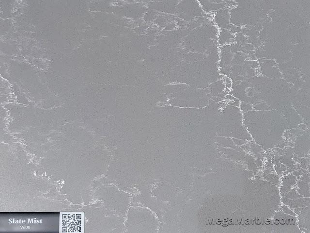 Quartz Stone Color slate mix v608