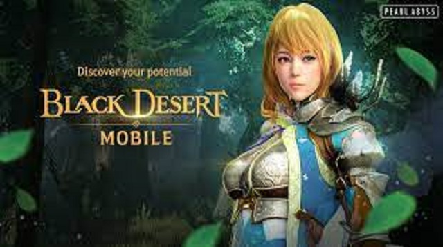 Game Uang Android - Black Desert Mobile