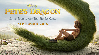 Pete's Dragon, Film Animasi Disney Terbaru