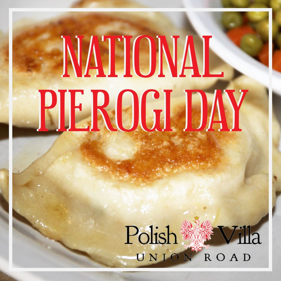 National Pierogi Day Wishes Unique Image