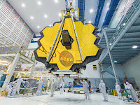 looking to the past with James webb telescope