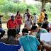 KPU Pantau Langsung Coklit Di Kecamatan Waesama