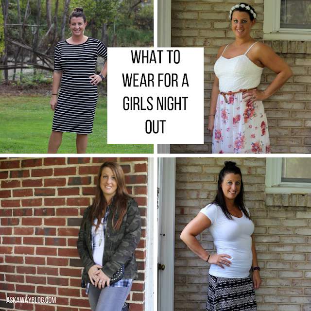 What To Wear for Girls Night Out