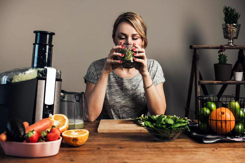 This Is What Nutritionists Do When They Want to Lose 5 Pounds